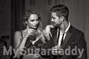 Sugarbabes lieben den Luxus